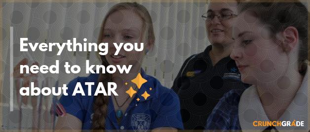 ATAR-Australian Tertiary Admission Rank_ CrunchGrade