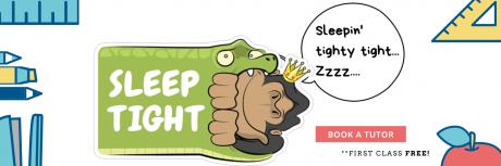 to-sleep-tight-idiom-crunch-grade